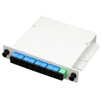 1*8 PLC splitter card type