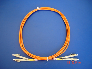 LC/PC-LC/PC MM DUPLEX patch cord