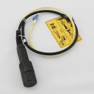 Fiber Optic CPRI Patchcord with ZTE cover