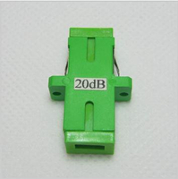 SC/APC adapter type attenuator