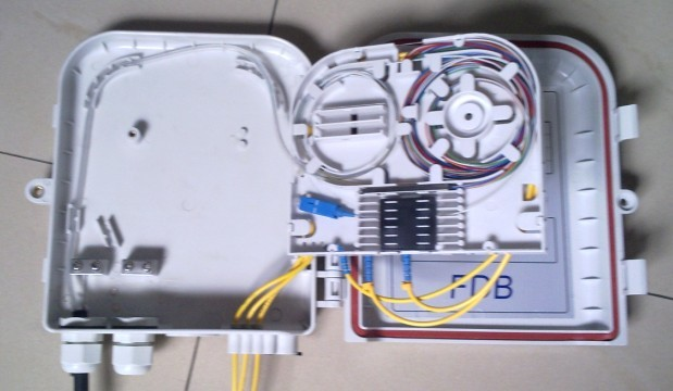 1*16 FTTH Outdoor Distribution Box