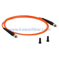 SMA Simplex Fiber Optic Patch Cord